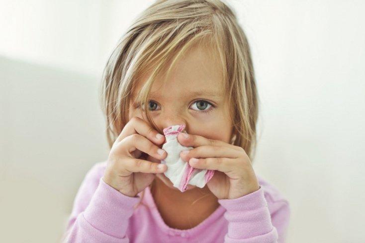 Влияние насморка на детское здоровье