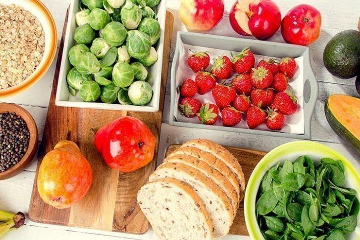 Продукты питания, являющиеся лучшими источниками клетчатки