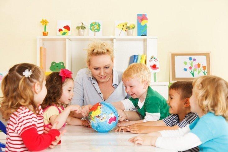Когда ребенку пора в детский сад?