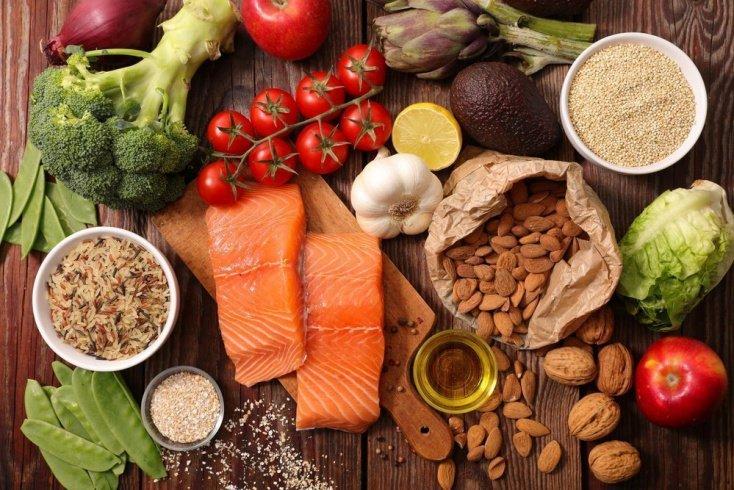 Общие рекомендации по здоровому питанию