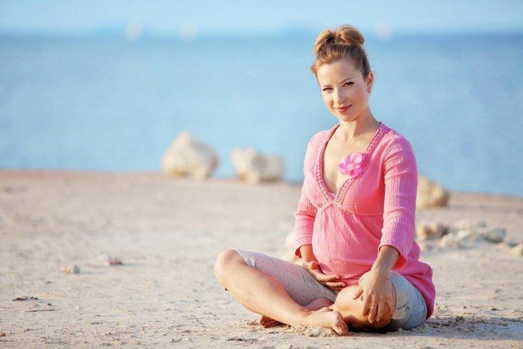 Загар на ранних сроках беременности