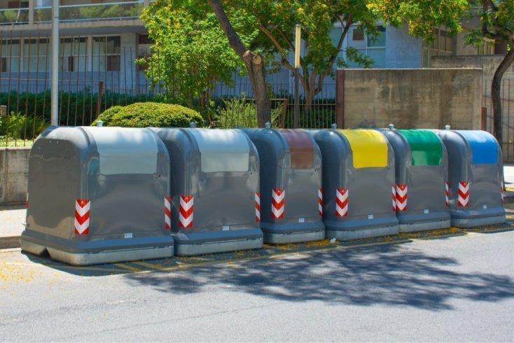 Законы — о погружении в мусорку