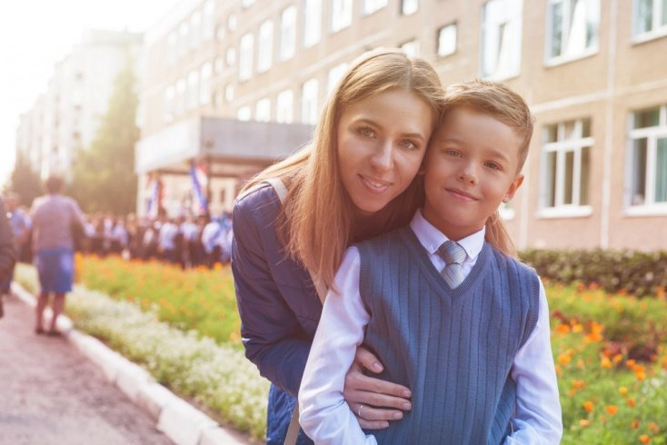 Похвала родителей