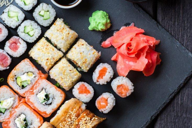 Какие суши опасны для здоровья