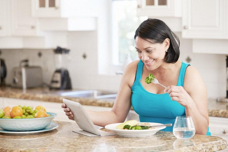 Особенности рациона питания для контроля веса в зрелом возрасте