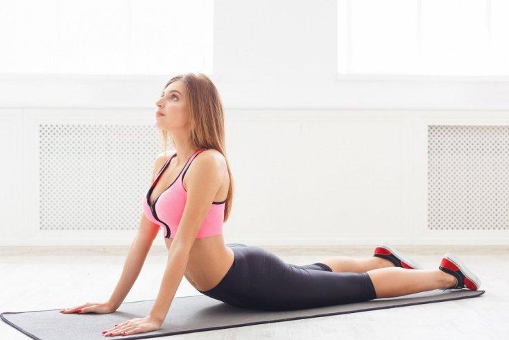 Комплекс упражнений для растяжки