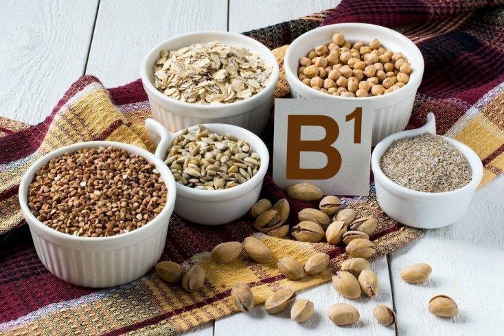 Где скрывается тиамин (витамин В1)?
