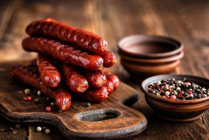 Твердые колбасы