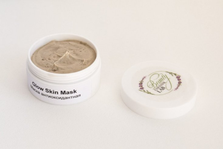 Маска антиоксидантная для сияния кожи Glow Skin Mask