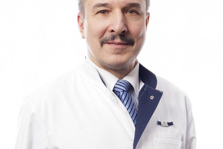Гагаев Александр Валентинович, к.м.н., зам.главного врача по медицинской части клиники «Медси»