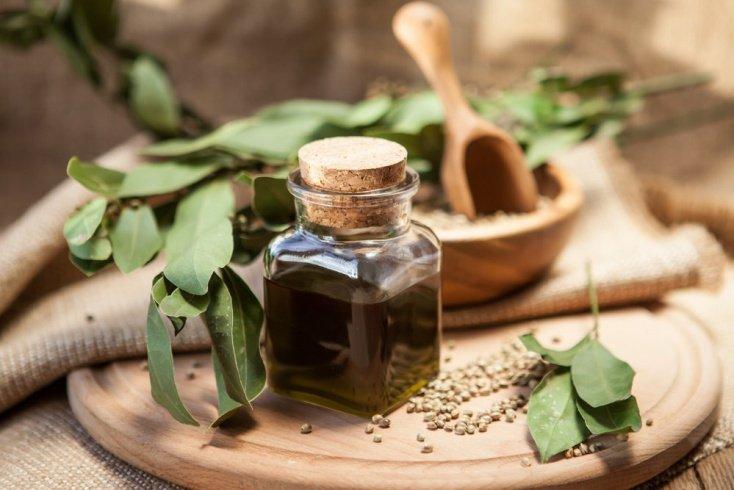 Полезные свойства масла бей и красота волос