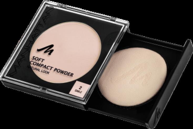 Пудра Manhattan Soft Compact Powder Источник: en.manhattan.de