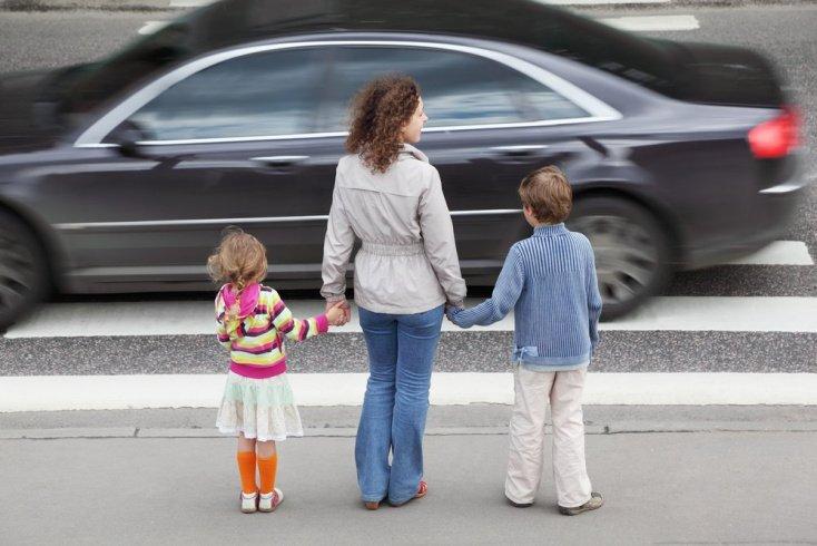 Информация о ПДД для родителей