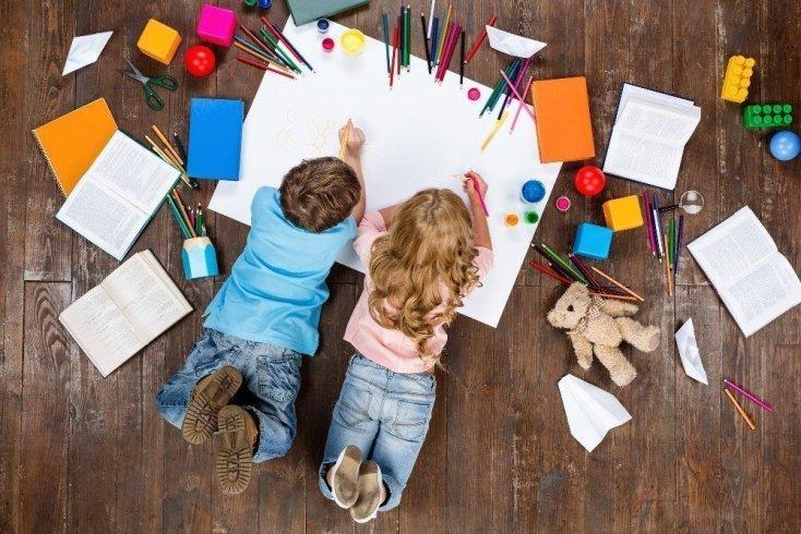 Занятия для детей с помощью подручных средств: создаем красоту своими руками