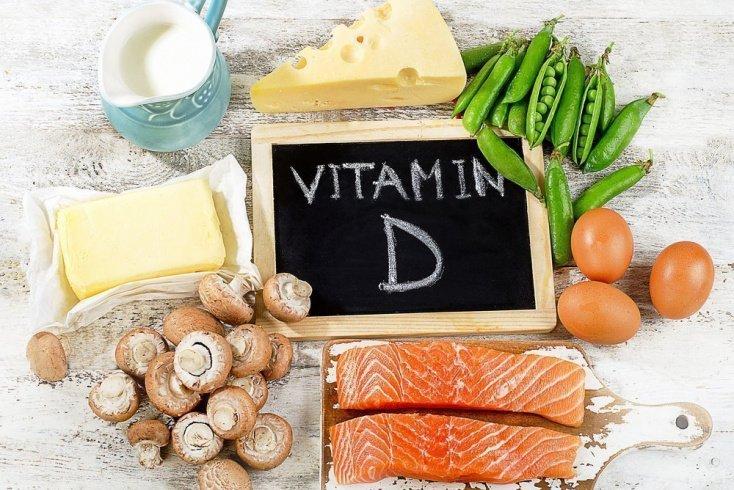 Витамин D и минеральные вещества
