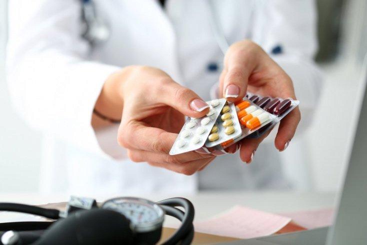 Препараты от давления и некоторые другие