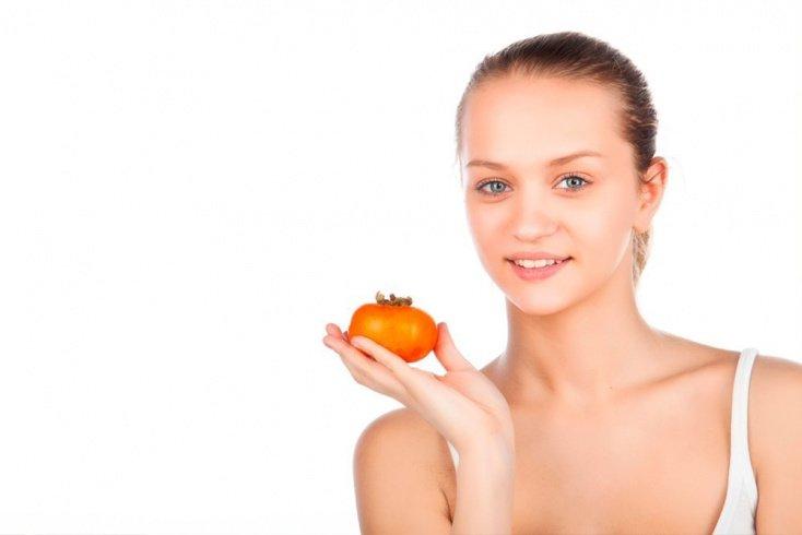Чем полезна хурма для кожи лица
