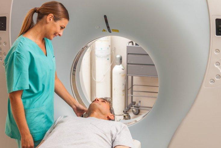 Компьютерная томография всего тела