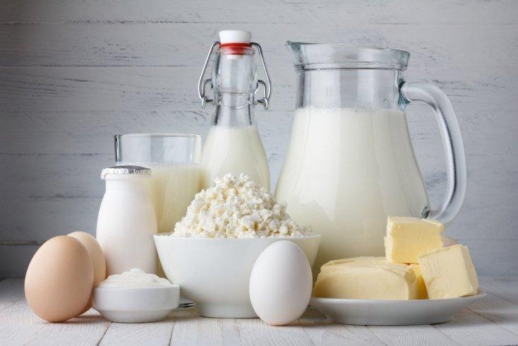 Молочные продукты в период месячных