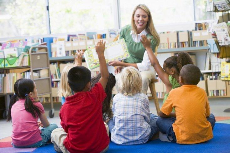 Детский сад — место для общения со сверстниками