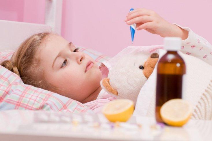 Температура у ребенка с энтеровирусным менингитом