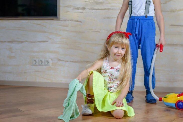 Обязанности детей: не слишком ли их много?