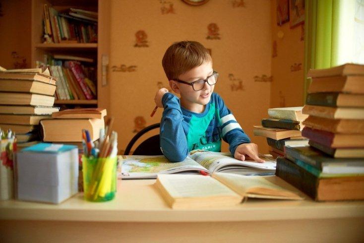 Как правильно помочь учиться?