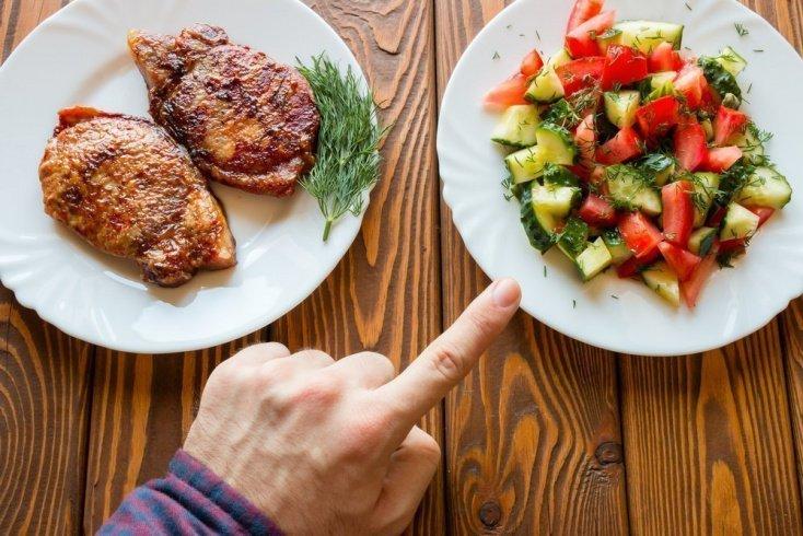 7. Устраивайте дни без мяса