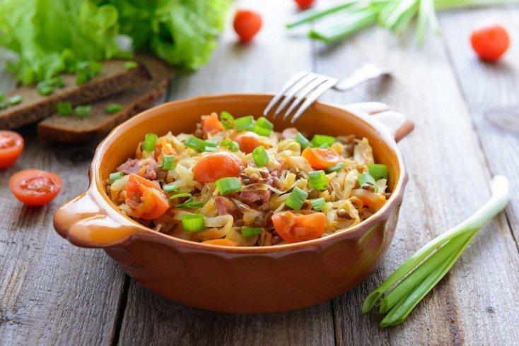 Рецепты из овощей для здоровья