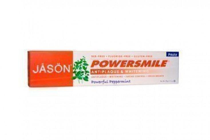 Jason Natural PowerSmile, отбеливающая зубная паста Источник: images-iherb.com