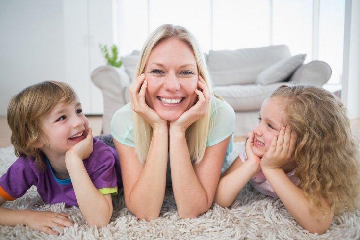 Детям нужна любовь обоих родителей