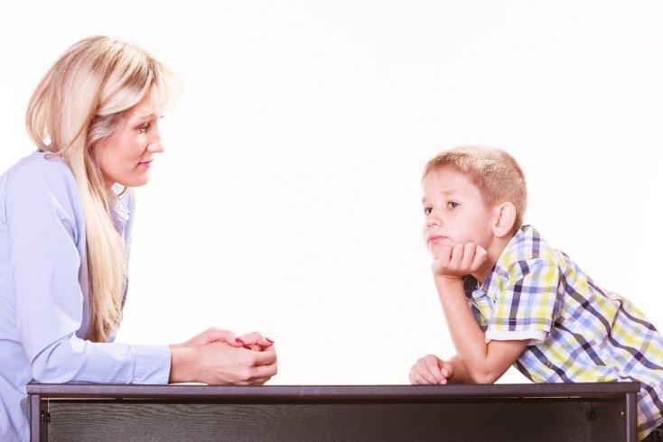 Дети должны знать свое место