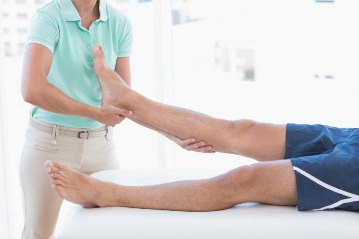 Осложнения травм стопы