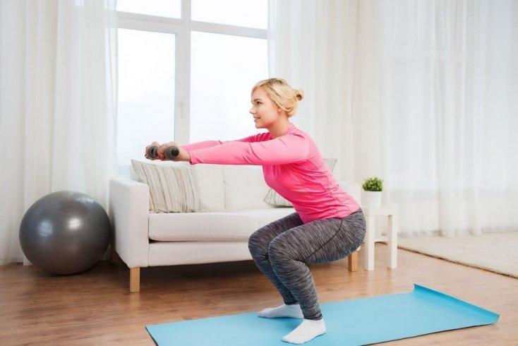 Фитнес-тренировки для ягодичных мышц