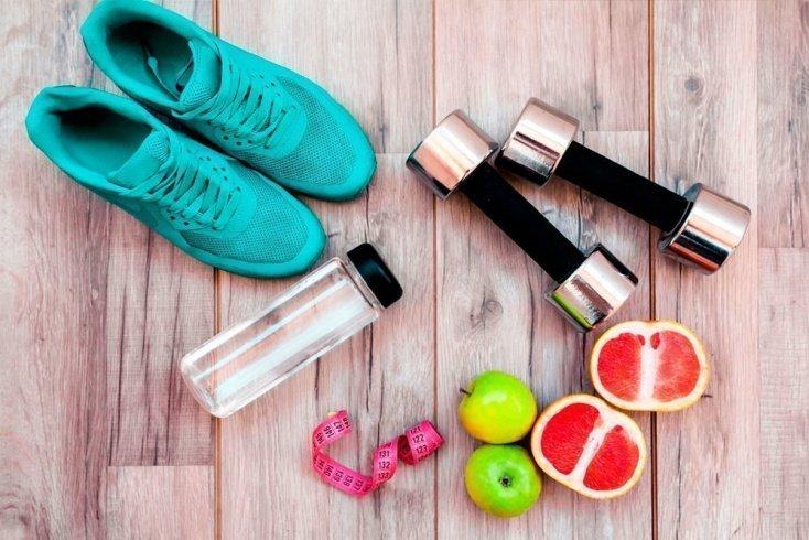 Питание при занятиях фитнесом для эффективного похудения и роста мышц