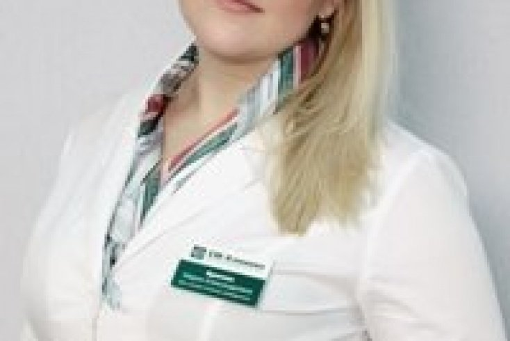 Брагина Мария Александровна, гинеколог Центра репродуктивного здоровья «СМ-Клиника»