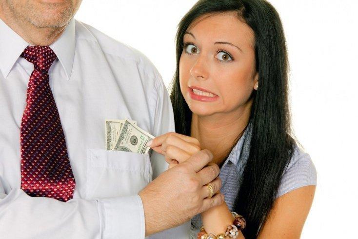 Женские просьбы и способность мужчины удовлетворять их