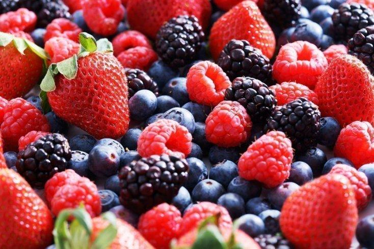 Продукты с высоким содержанием антиоксидантов