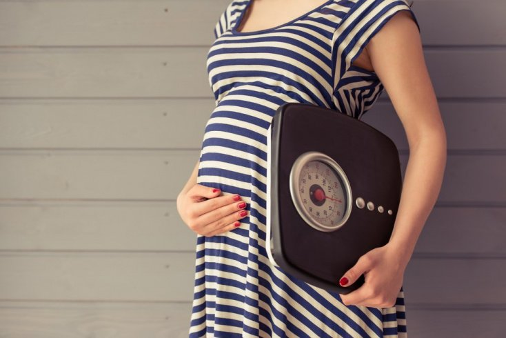 Набор веса за беременность: что в лишних килограммах?