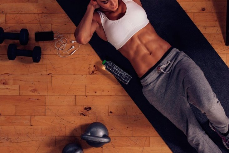 Фитнес-программа для эктоморфа