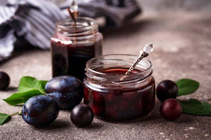 Варенье из сливы без косточек: легкий рецепт «пятиминутка»