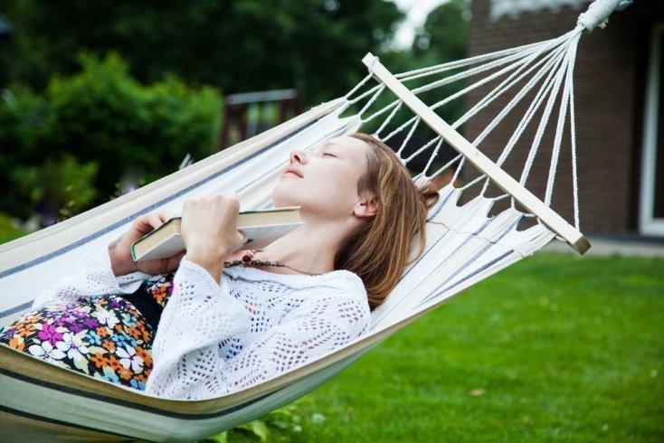 5. Научитесь расслабляться