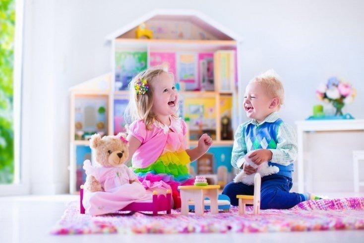 Ребенок должен дорасти до игрушек