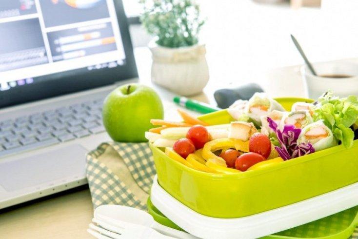 Перекус — залог здорового образа жизни