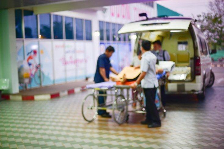 Приемный покой и Emergency room