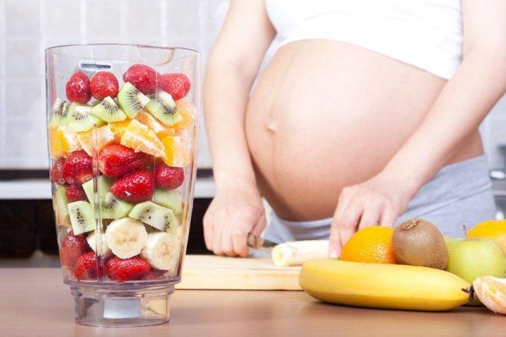 Судороги во время беременности: особенности питания