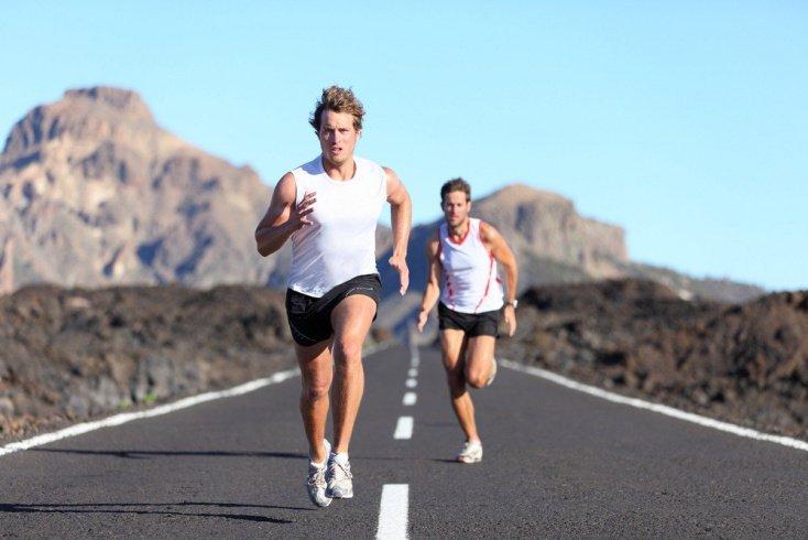 Комплексы упражнений и продолжительность бега