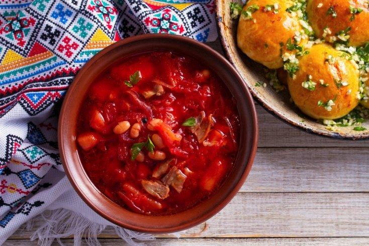 Интересные рецепты первого блюда