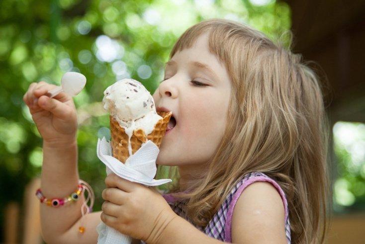 Самое вкусное лекарство — мороженое
