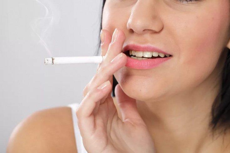 Влияние никотина на здоровье матери